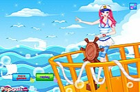 spielen Sailor Girl Dress Up Spiel