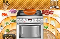 Play Delicious Meat Cooking game