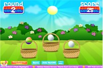Play Easter Egg Scramble game