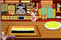 Play Delicious Asian Sushi game