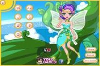 Play Flower Fairy Hairstyles game