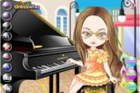 Play Street Pianist game
