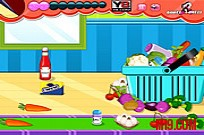 Play Bento Recipe game