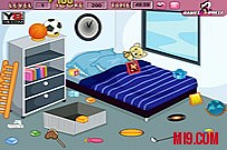 Clean Up per Summer Vacation Gioco