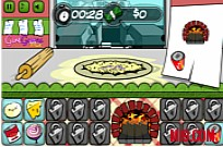 Play Buona Pizza game
