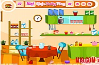 Play Ransack Kitchen Burgers game