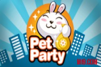 Play Pet Party girl game game