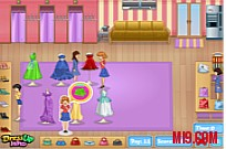 Play Prom Shop game