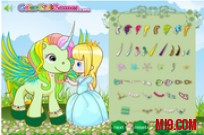 Play Meet My Unicorn game
