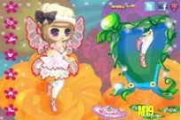 Play Cute Flower Elf 5 game