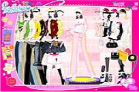 Play Cool Fashion Dressup 2 game