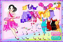 Play Belly Dancer Dressup game