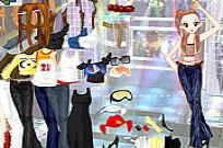 Play Disco Dressup game