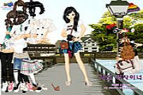 Play Photographer Dress Up game