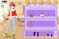 Play Cold Winter Make Over game
