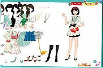 Play Slim And Pretty Dress Up game