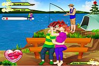 Play Marcus First Kiss game