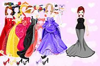 Play Elegant Gown game