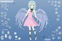 Play Sad Fairy Dressup game