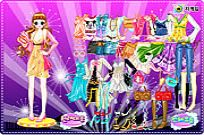 spielen Disco Dress Room Spiel