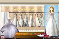 Play Euro Style Wedding Dresses game