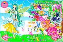 Play Fairy Dressup 3 game