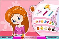 Play Cute Style Design Salon game