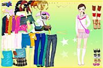 Play Johana Dressup game