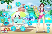 Play Water Park With Amy game