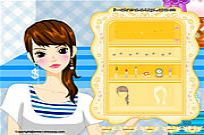 Play Girl Dressup Makeover 14 game