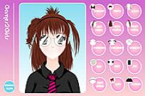 Play Hair Styling game