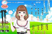 Play Glossy Summer Fashions game