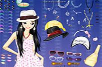 Play Hat Queen Dressup game