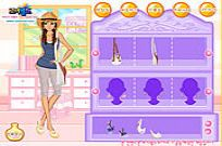 Play Shopping Spree Dress Up game