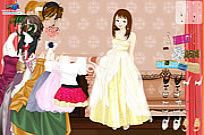 Play Elegant Fashion Dress Up game