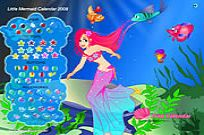 Play Little Mermaid Calendar 2008 game