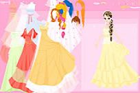 Play Evening Gown Dressup game
