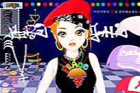 Play Stylish Girl With Good Looks game