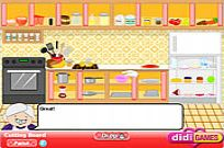 Play Grandma's Kitchen 5 game