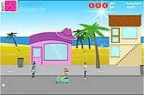 Play Sunshine Shopaholic game