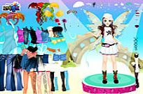 Play Fairy Fashion game