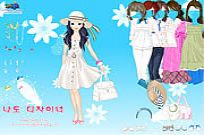 Play Spring Hats Dress Up game