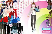 Play Roi Dressup game