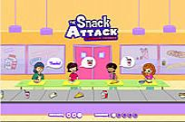 Play The Snack Attack - Calcium Crunch game