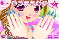 Play Alice Nail Salon Fun game