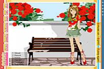 Play Girl Dressup 24 game