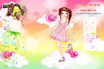 Play Butterfly Girl Dress Up game
