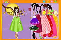 Play Japanese Girl game