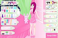 Sleep Time Dressup Game