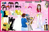 Play In Fashion Magazine World Dress Up game